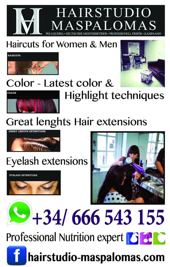 Hairstudio Maspalomas
