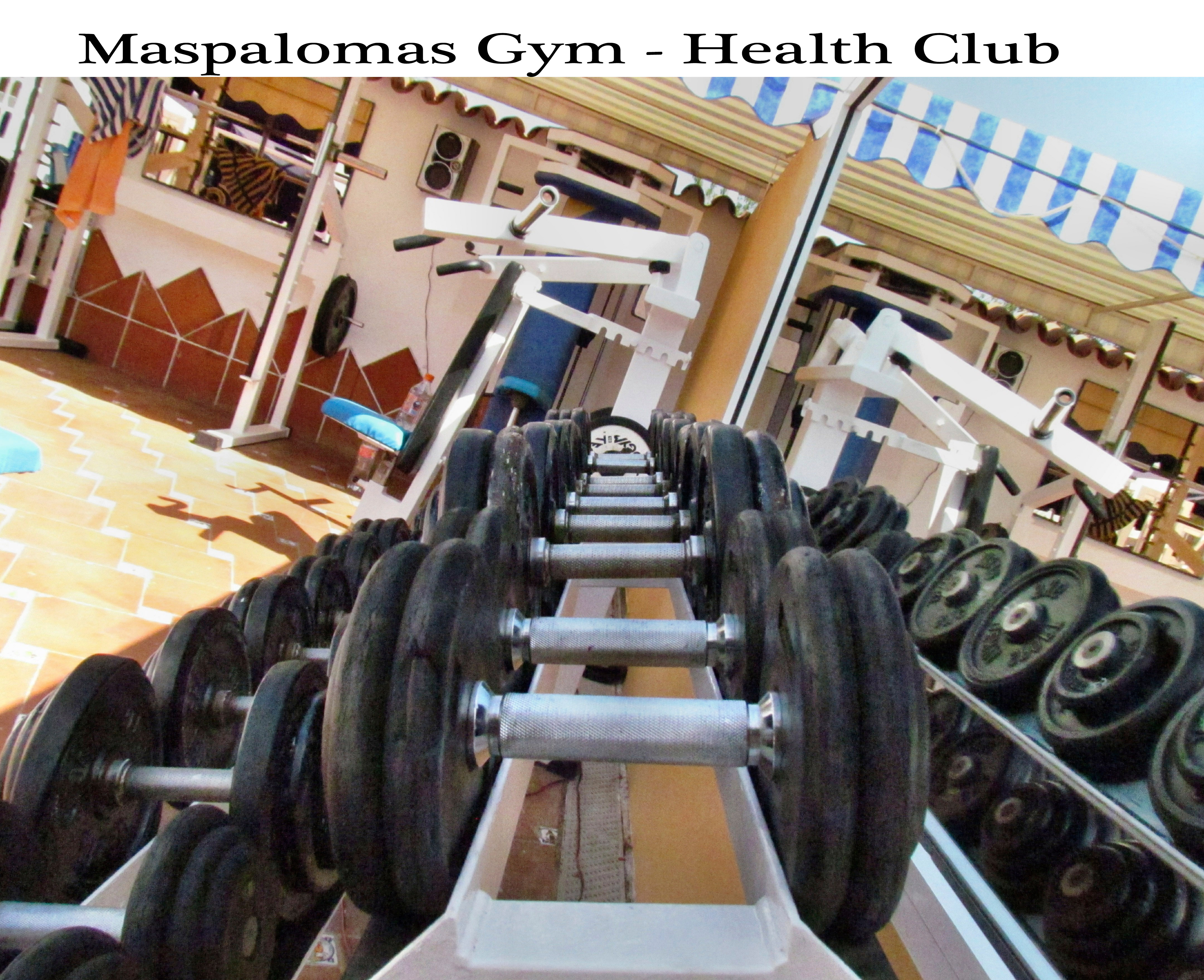 maspalomas gym health club gran canaria