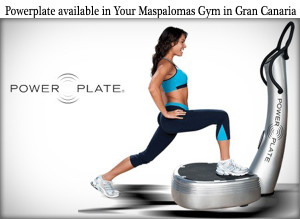 powerplate maspalomas gym gran canaria